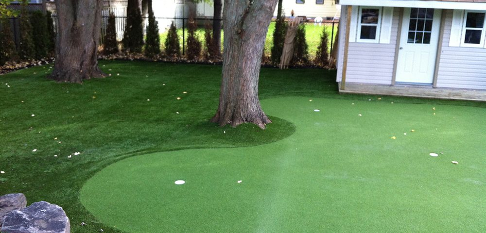 home golf green in the GTA