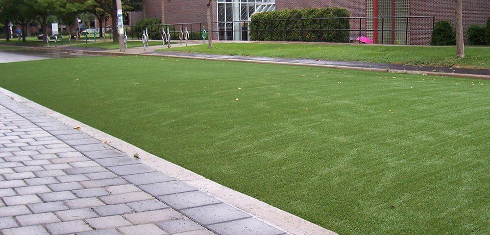 commercial artificial grass lawn toronto