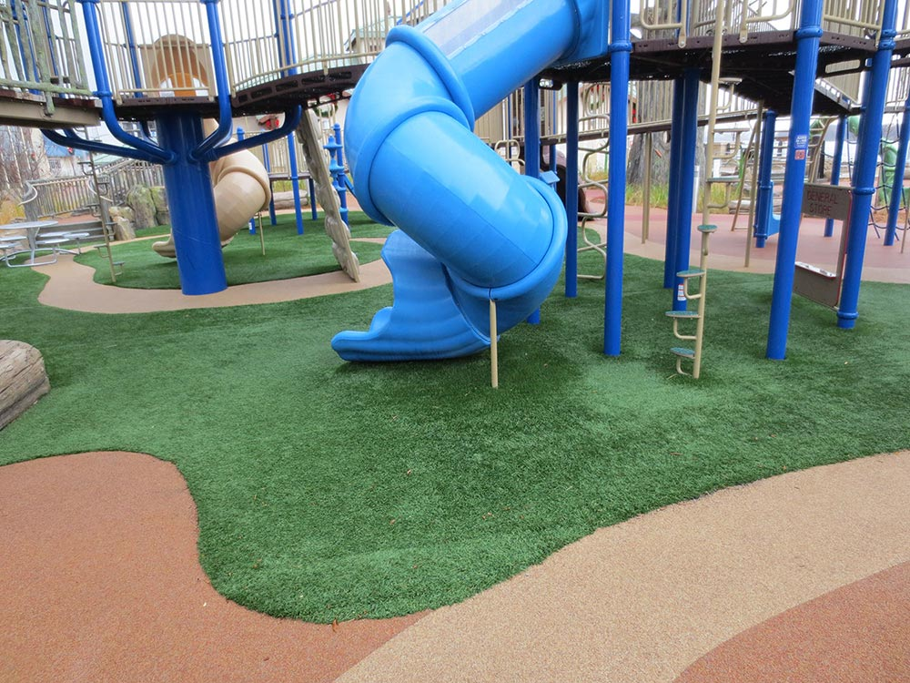 playground turf for kids