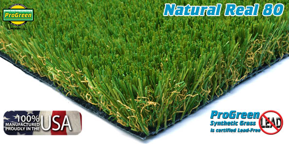 Progreen Synthetic Grass Natural Look