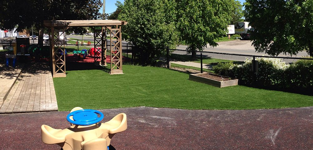 daycare artificial grass