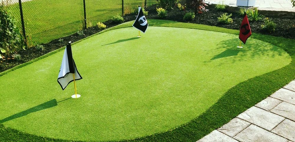 improve your putting at home in mississauga ontario