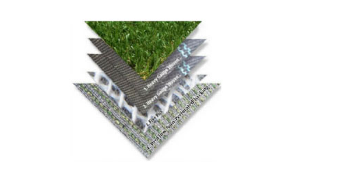 New Artificial Turf Technology