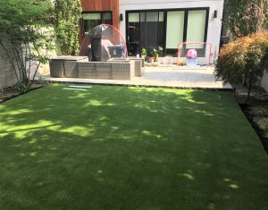 Toronto Townhouse artificial grass
