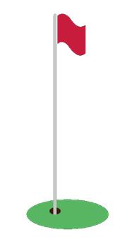 golf-flag-hole