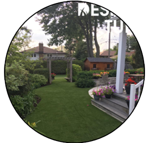Artificial grass lawns for your Toronto home