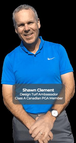 Shawn Clement Design Turf Ambassador