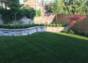 thoroughly perfect for this appropriately landscaped backyard