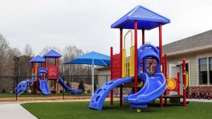 artificial playground grass soft and lead-free