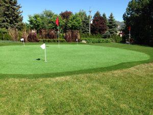 5-hole-artificial-golf-green