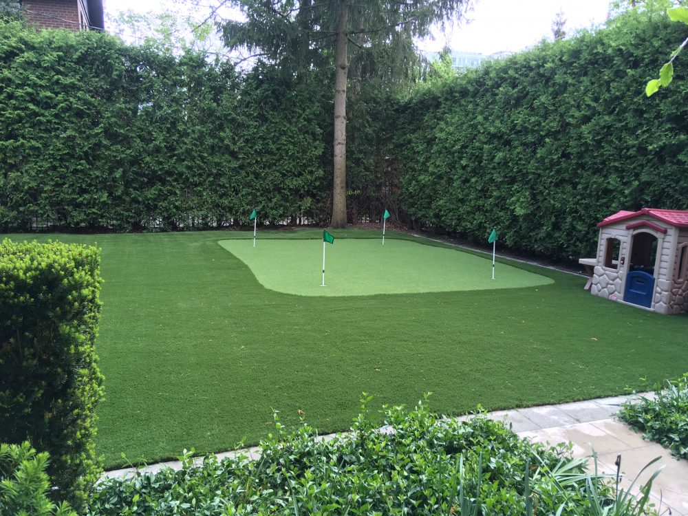 Maximizing the golf turf