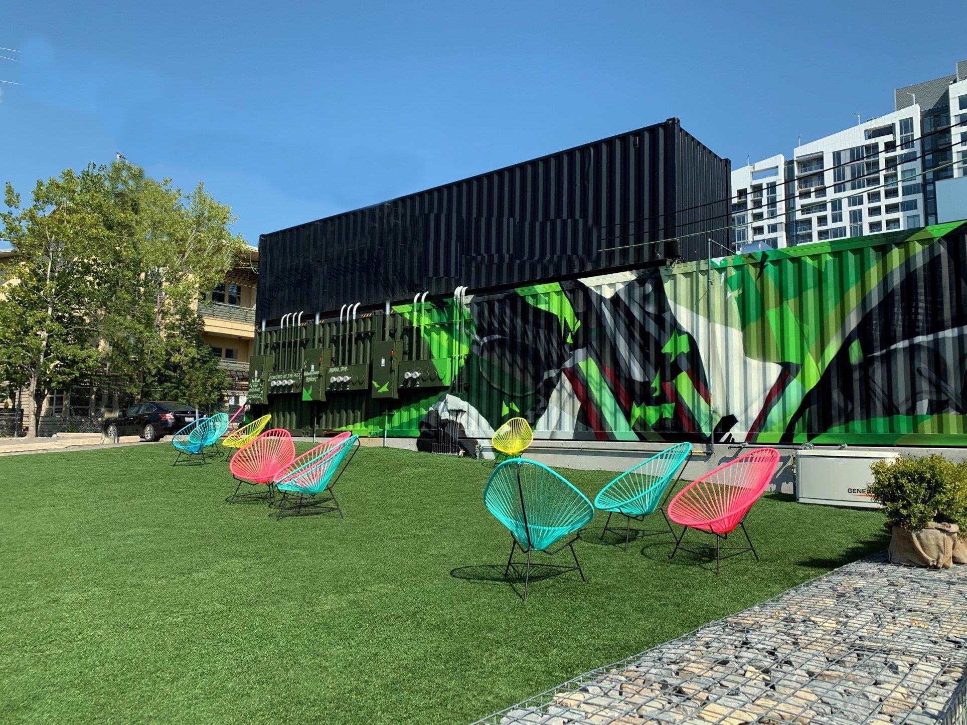 Artificial lawn grass & golf greens