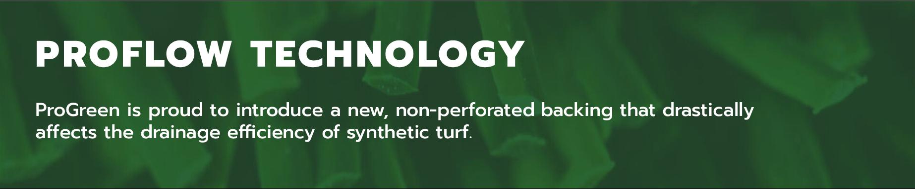 Proflow technologies banner