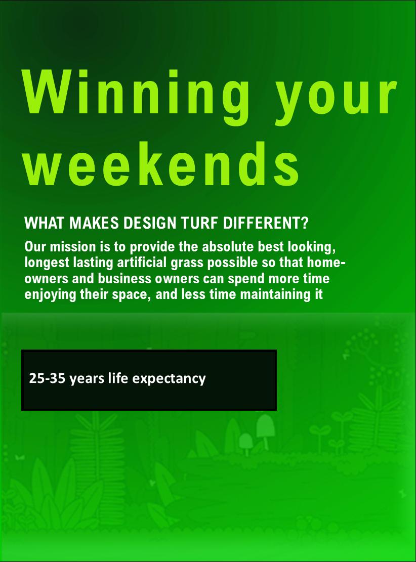 winning your weekends