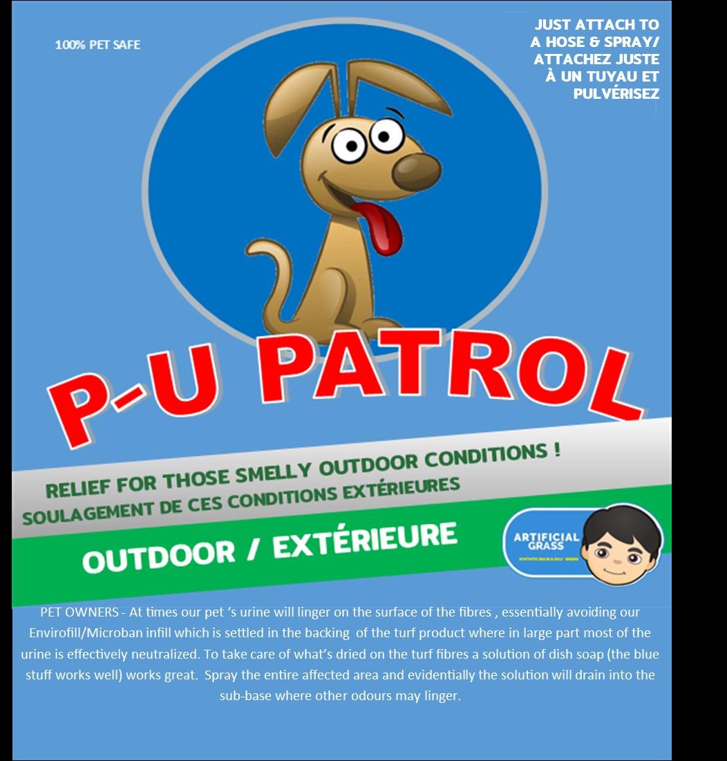 P-U PATROL